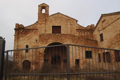 Luoghi dimenticati: l'Abbazia di Santa Croce al Chienti | Le Marche un'altra Italia | Scoop.it