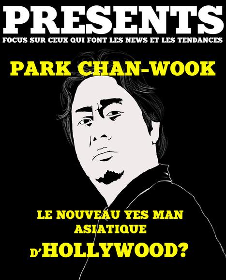 Presents Magazine - Park Chan-Wook   Creative Art Moodbook   Scoop.it