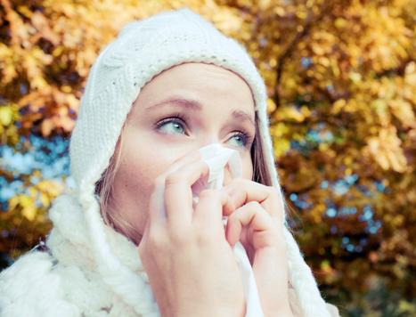 Des allergies en hiver, c'est possible   Steribed   Scoop.it