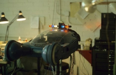 Inside Blade Runner's Model Shop | Make: | Books, Photo, Video and Film | Scoop.it
