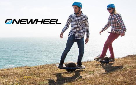 OneWheel: le skate électrique tout terrain | Aires de jeux | Scoop.it
