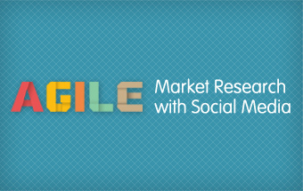 Agile Market Research with Social Media « Radian6 - Social media ... | Agile SE | Scoop.it