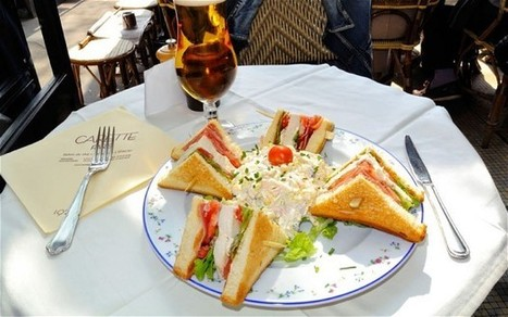 The World's Most Expensive Club Sandwich is in Paris - Pursuitist | e-tail & Retail Logistics and Supply Chain Intelligence | Scoop.it