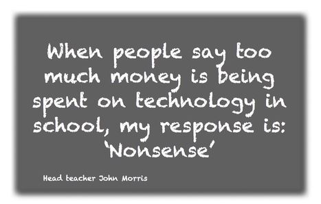 La introducción de la tecnología en la educación es un camino sin retorno | Outra educación | Scoop.it