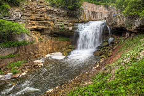 Churches Falls: Ontario Waterfalls | Nature Notes | Rainforests, Waterfalls, Rivers, Lakes & Oceans | Scoop.it