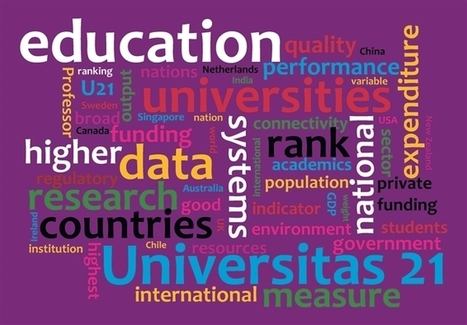 U21 ranking of national higher education systems 2013 | Higher education news for libraries and librarians | Scoop.it