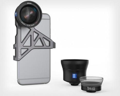 Zeiss annonce ses objectifs pour iPhone au CES | Belgium-iPhone | Jaclen 's photographie | Scoop.it