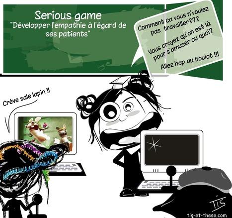 UNISCIEL lance son premier Serious Game ... | L'usage du numérique dans l'enseignement supérieur | Scoop.it