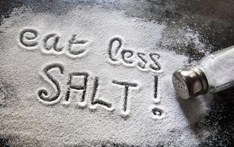 Surprisingly Salty Processed Foods | Superfoods | Scoop.it