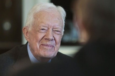 The difference between President Jimmy Carter and Obama is #peanuts | Culture, Humour, the Brave, the Foolhardy and the Damned | Scoop.it