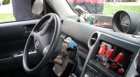 Una interfaz cerebro-ordenador para conducir coches con el pensamiento   Psico-dinamicas   Scoop.it