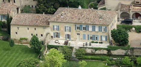 Angelina Jolie et Brad Pitt mettent en vente le château de Miraval | Le vin quotidien | Scoop.it
