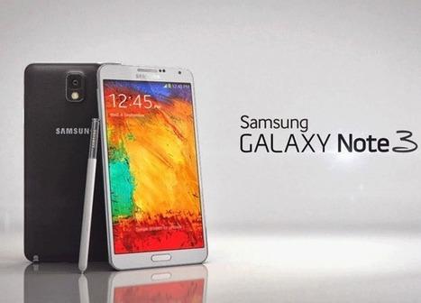 Galaxy Note 3 se convierte en el tablefono más exitoso de Samsung   Uso inteligente de las herramientas TIC   Scoop.it