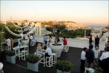 Mes suggestions pour boire un verre à Lisbonne…   Talons hauts & sac à dos   Scoop.it