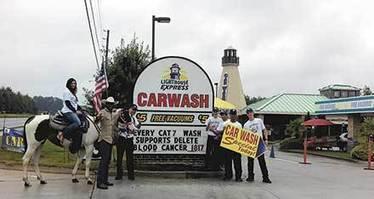 Help Delete Blood Cancer with a Car Wash - Gwinnett Citizen | Decks in Atlanta | Scoop.it
