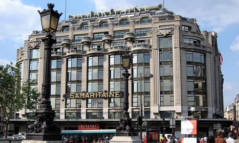 French historians battle to save face of La Samaritaine | JOIN SCOOP.IT AND FOLLOW ME ON SCOOP.IT | Scoop.it