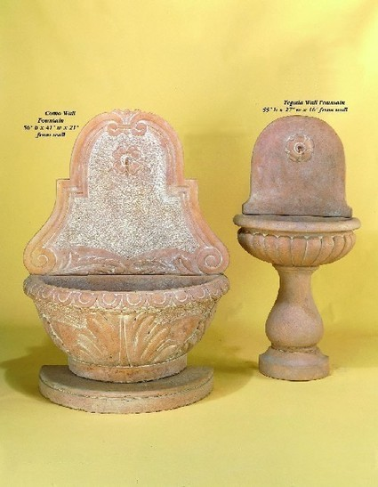 Exalted Fountains | Como & Tepula Fountains | The Beauty Of Indoor Wall Fountains | Scoop.it