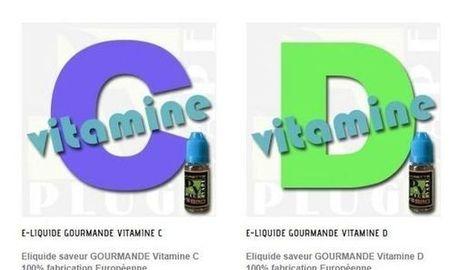 Non, la cigarette électronique aux vitamines n'existe pas | e-liquide | Scoop.it