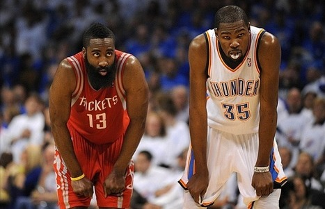 NBA Picks | Thunder vs. Rockets Betting Preview - Bet The Line | Game Predictions & Previews | Scoop.it