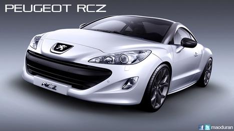 Peugeot RCZ | Racing is in my blood | Scoop.it