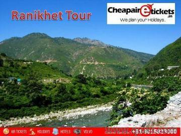 Ranikhet Packages starting from Rs. 3,500 per person with Cheap Air E Tickets in Anand Vihar, Delhi Vacation - Tour Packages on Delhi Quikr Classifieds | Kullu Manali tour with cheap airfare | Scoop.it