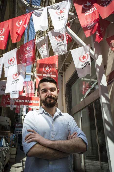 Meet the Man Transforming Journalism in Turkey | Multimedia Journalism | Scoop.it
