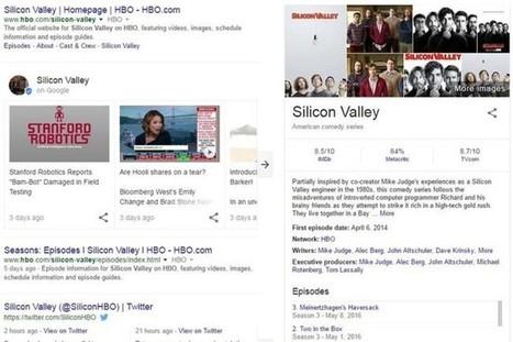 El SEO ¿ya no importa? Google permite a algunos medios publicar directamente en resultados de búsqueda | El Mundo del Diseño Gráfico | Scoop.it