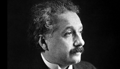 Einstein: 8 Ways to Lead Yourself Without Being a Genius | Interesting Reading | Scoop.it