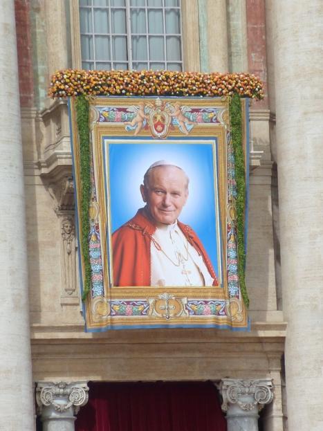 Rencontre avec Jean-Paul II | Canonisation de Bx Jean-Paul II et Bx Jean XXIII | Scoop.it