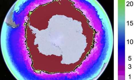 Study helps explain sea ice differences at Earth's poles | Sustain Our Earth | Scoop.it