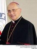 Cardinal Filoni : « Il est temps de passer à une commission permanente pour le dialogue entre la Chine et le Saint-Siège » — Eglises d'Asie | Vatican II : Les 50 ans | Scoop.it
