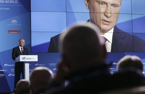 Putin engages critics at forum in Russia but steers clear of concessions | Comparative Government and Politics | Scoop.it