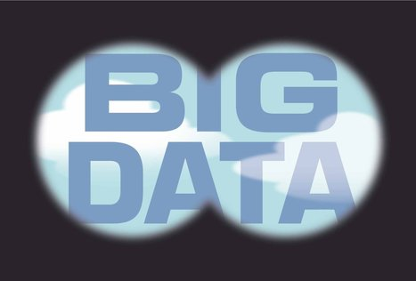 The Origins of 'Big Data': An Etymological Detective Story | The Digital Turn | Scoop.it