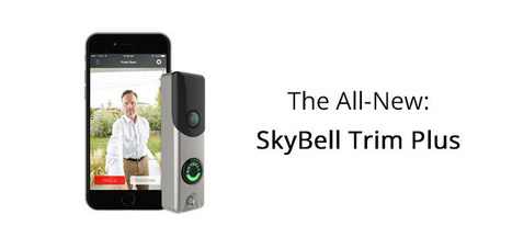 SkyBell Announces Two New Products at CEDIA Expo | SkyBell Blog | Smart Home & Connected Things | Scoop.it