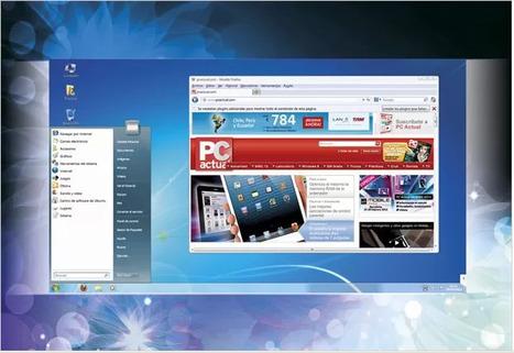 Consigue una distro Linux con apariencia de Windows 7 | Informatica Tejedor | Scoop.it