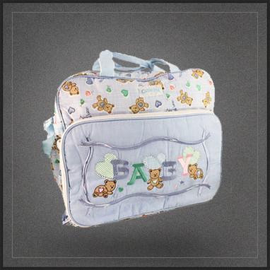 Sac à langer bébé pour maman motifs ours | Boutique Muku | Scoop.it