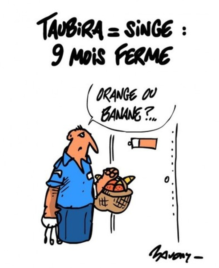 Orange ou banane? | Baie d'humour | Scoop.it