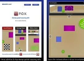 3 Wonderful iPad Apps to Develop Kids Spatial Reasoning ~ Educational Technology and Mobile Learning | Apps for Teaching | Scoop.it
