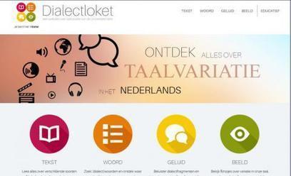 Dialectloket brengt taalvariatie in beeld én in kaart - FAROnet   Taalberichten   Scoop.it