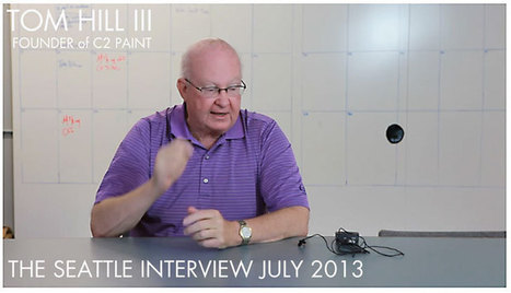 Interview with Tom Hill founder C2 Paint - House Painting Guide | House Painting | Scoop.it