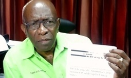 Ex-Fifa vice president Jack Warner swallows Onion spoof | Criminology and Economic Theory | Scoop.it