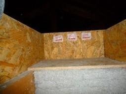 Comment faire une bonne isolation de combles en ouate | MABI SARL | Scoop.it