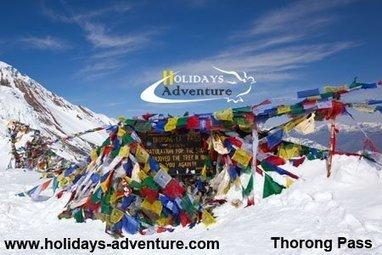 Annapurna Circuit trek,Thorong pass Trek, Round Annapurna Trek ... | Trekking in Nepal | Scoop.it