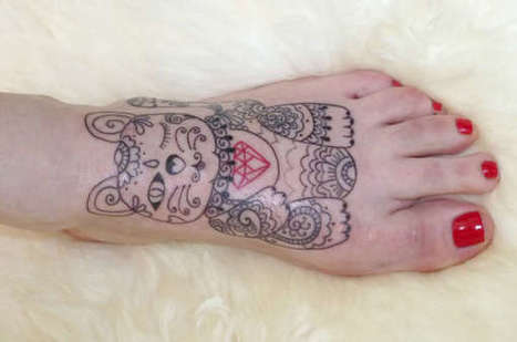 Chinese Lucky Cat tattoo | Ink Me! | Scoop.it