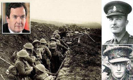 The fearless heroism of George Osborne, MC... by George Osborne, MP | British Genealogy | Scoop.it