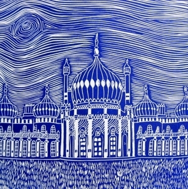 Artwork: Royal Pavilion - Open House Art | Art - Crafts - Design | Scoop.it