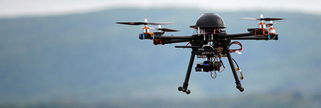 10 ways drones will disrupt society and way of life · Consultancy.uk | Accelerate | Scoop.it