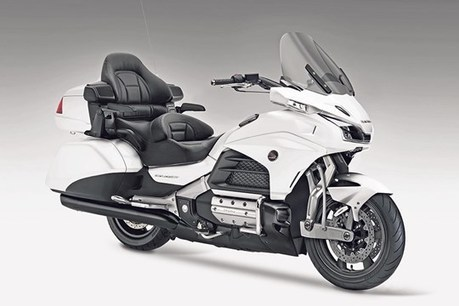 New Goldwing gets radical – MCN   Motorcycle news from around the web   Scoop.it