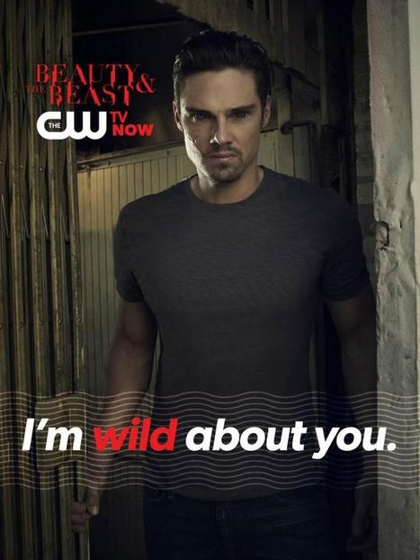 CW Valentine's Day Photo of Your Beast Jay Ryan ~ Beauty & The Beast   quiñahanglaizamay   Scoop.it