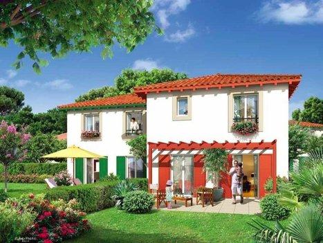 Nouveau programme immobilier neuf LES VILLAS HIRI MENDI à Bayonne - 64100 | L'immobilier neuf sur Bayonne | Scoop.it